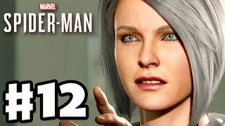 Spider-Man - PS4 Gameplay Walkthrough Part 12 - Silver Sable!