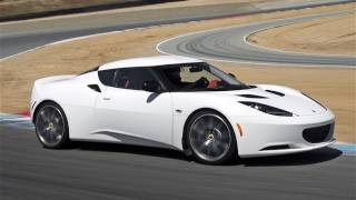 2011 Lotus Evora S Hot Lap! - 2011 Best Driver's Car Contender(Every car in the 2011 Motor Trend Best Drivers Car competition was lapped around Mazda Raceway Laguna Seca by hot shoe Randy Pobst. Our next ..., 2011-08-30T14:38:18.000Z)