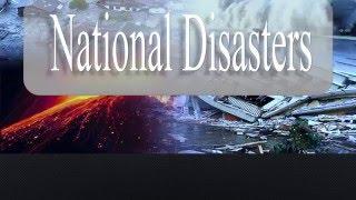Eduhelper: National Disaster