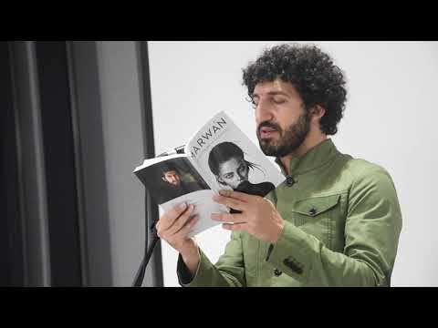 Marwan. Lectura de poemas en la Biblioteca Ciudad de Ceuta