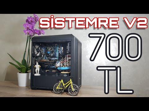 SİSTEMRE V2 / 700 TL Sistem Toplama + (ÇEKİLİŞ)