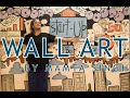 WALL MURAL PAINTING - BY MAMTA SINGH | DOODLE | STOP MOTION | INDIA | WALL ART | FUNNY | 2016