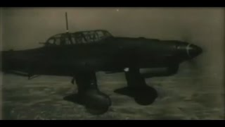 Ju87 Stuka Dive Bombers in Action with Sound and Sirens WW2 Luftwaffe Footage