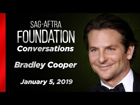 Conversations with Bradley Cooper