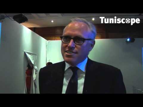 Interview de M. Ken Campbell PDG de Tunisiana