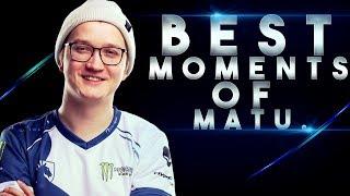 Liquid.Matumbaman Tribute Video Best Moments Dota 2