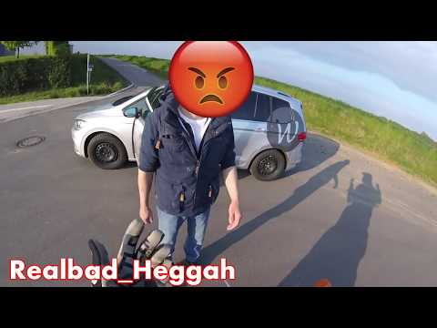 German Motorrad Road Rage Video #5