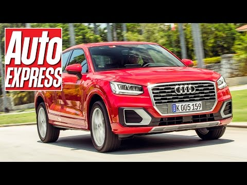 Audi Q2 SUV review: the most desirable small SUV?