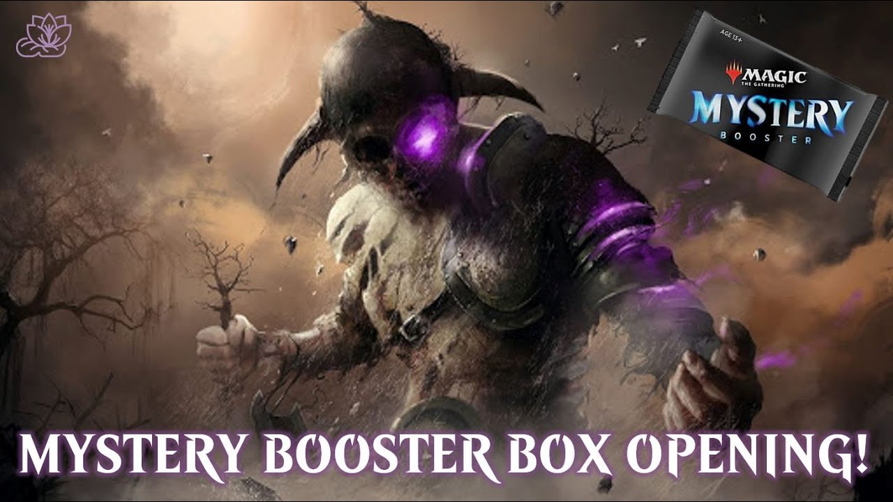 ALL THE GOOD STUFF! | Mystery Booster Box Opening!