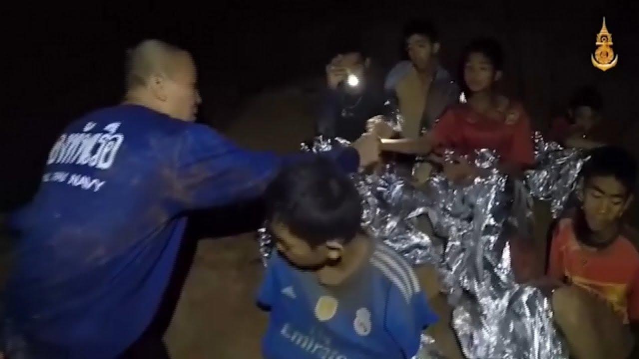Варианты эвакуации: в Таиланде разрабатывают план спасения детей из затопленной пещеры
