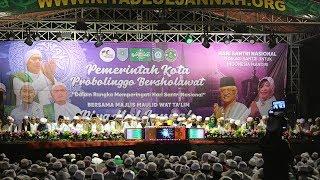 Download Video Pemerintah Kota Probolinggo Bersholawat - Memperingati Hari Santri Nasional 2018 MP3 3GP MP4