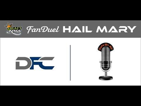 GPP Tournament Picks, DraftKings & FanDuel: NFL Week 12 ...