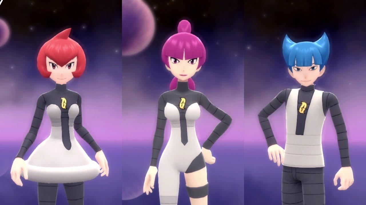 [UK] Team Galactic awaits in Pokémon Brilliant Diamond and Pokémon Shining Pearl!