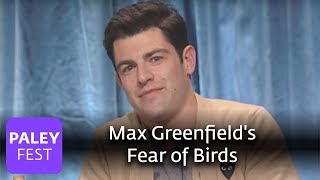 New Girl - Max Greenfield's Fear of Birds
