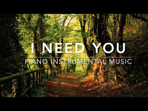 I Need You - 1 Hour Piano Music | Prayer Music | Meditation Music | Healing Music | Worship Music