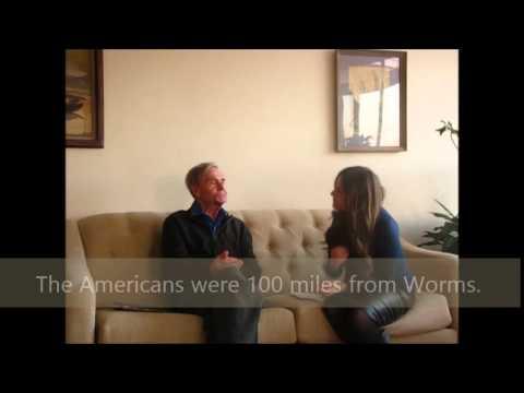 Yeshiva Girl Interviews a WW II German