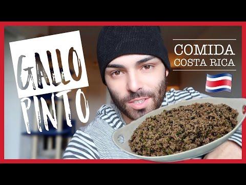 GALLO PINTO COSTA RICA | DESAYUNO TIPICO COSTARRICENSE