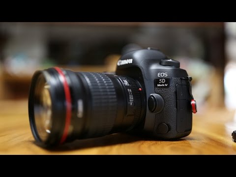 Canon 5D Mark IV In Depth Review