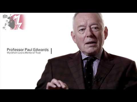 Wyndham Lewis as Critic:  Professor Paul Edwards