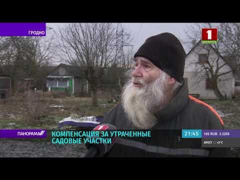 Как появляется дорога не месте дач в Гродно