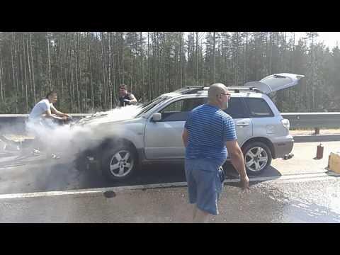 Машина загорелась,сожгли машину,жесть,не