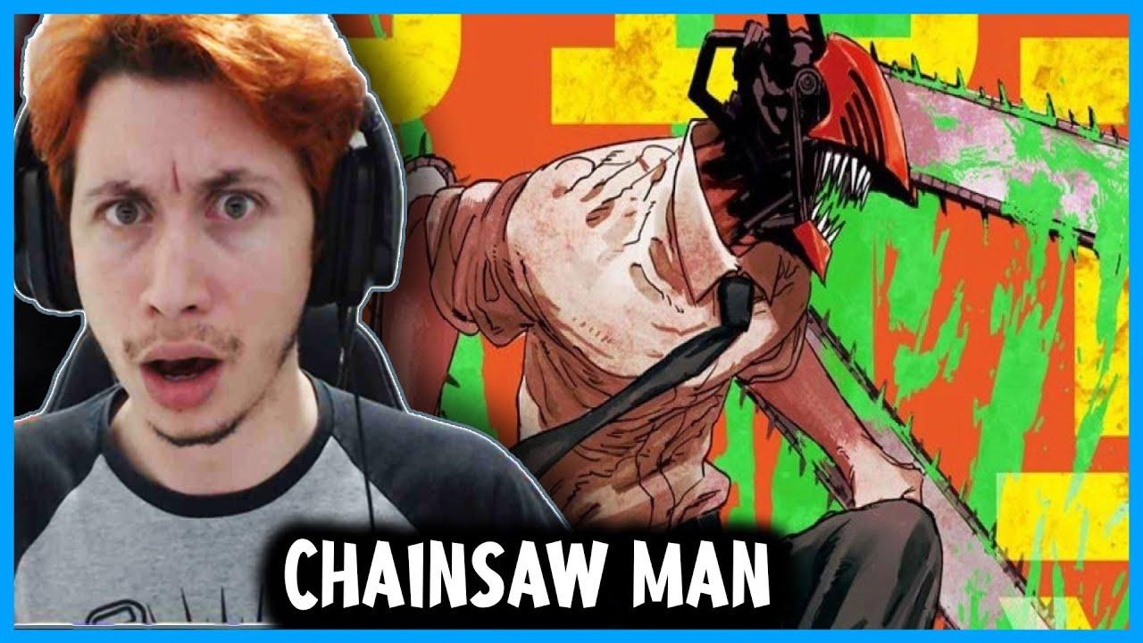 REACT Rodrigo Zin - Chainsaw Man