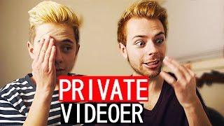 SER MINE SLETTEDE VIDEOER!!