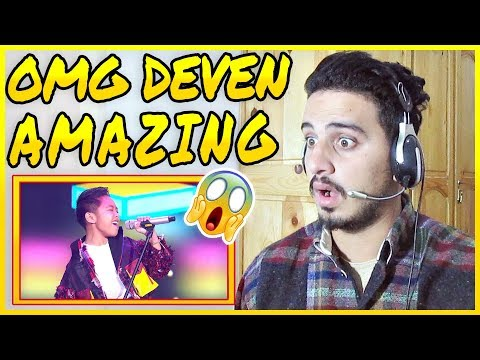 DEVEN - BOHEMIAN RHAPSODY (Queen) - Indonesian Idol Junior 2018 REACTION
