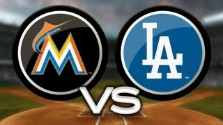 5/11/13: Dodgers snap eight-game losing skid