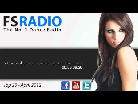 Top 20 Dance & House tracks - April 2012