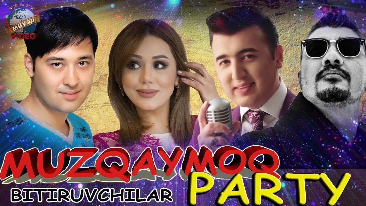 Muzqaymoq party Gala-konsert | Bitiruvchilar kuni