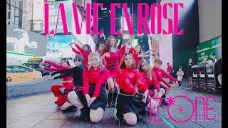 [KPOP IN PUBLIC CHALLENGE NYC] IZ*ONE (아이즈원) | '라비앙로즈 (La Vie en Rose)' by I LOVE DANCE