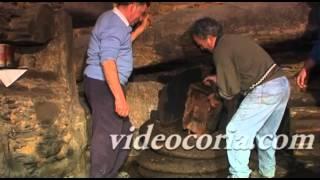 Elaboración del Aceite de oliva de manera tradicional en la Alquitara de Latedo, Zamora
