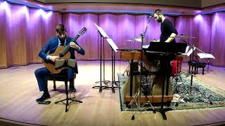 Taï-Chi - Sebastian Vachez (Armin Abdihodzic, guitar & Eric Bleicher, marimba)