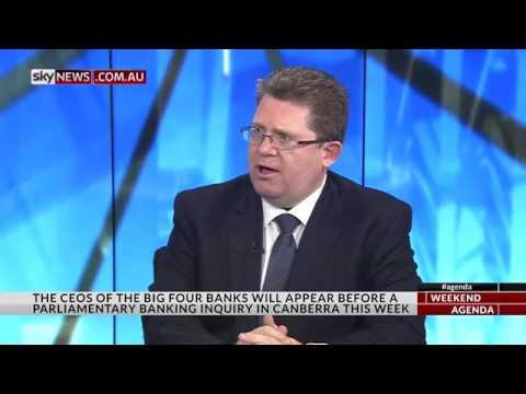 Turnbull Govt Senator Scott Ryan says royal commissions are 'a lawyers-fest'
