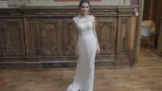 видео свадебное платье пышное без колец