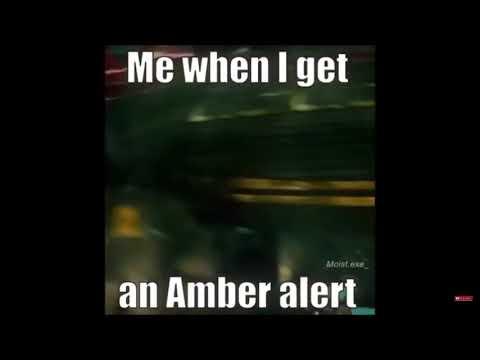 Amber Alert Meme Youtube