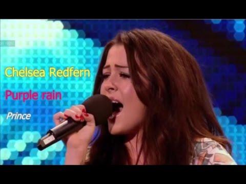 Chelsea Redfern - Purple rain - Britain