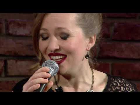Nice Work If You Can't Get it - Marina Dragomiretzkaya at Ella Fitzgerald Tribute