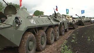 видео Идея создания Музея бронетанковой техники в Прохоровке
