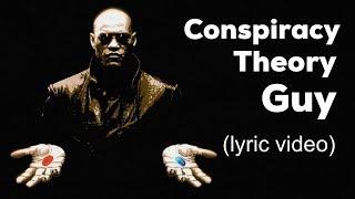 Conspiracy Theory Guy (lyric video) - Fat Damon feat. Wax