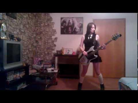 Marilyn Manson - Evidence (Bass Cover)