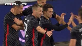 Švajcarska - Hrvatska 1:2   Golovi sa Utakmice   SPORT KLUB FUDBAL