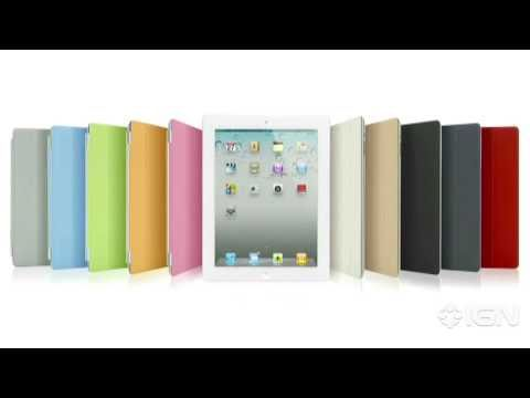 iPad 2: Official Debut Video