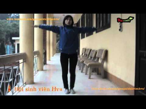 Bai tap the duc 80 dong tac- Hoi Sinh Vien HVU