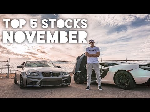 My Top 5 Stocks For November 2017 | Investing 101