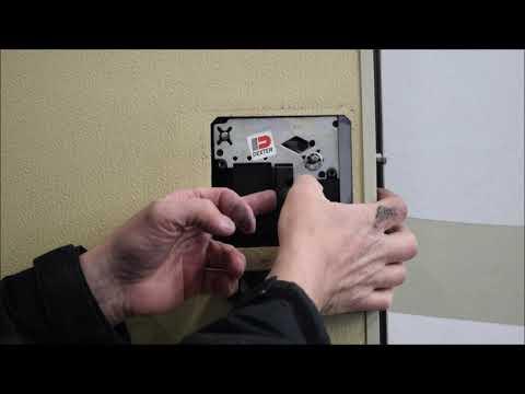 RV Repair: RV Door Latch And Lock Replacement