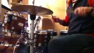 How to play drum intro to Mr Brightside by The Killers.