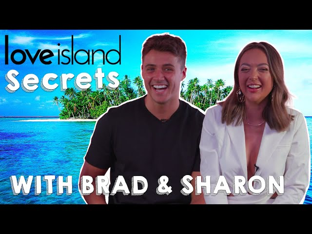 Brad McClelland and Sharon Gaffka reveal Liam was TOLD OFF by producers | Love Island Secrets