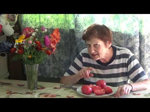 Томат РОЗОВЫЙ ФЛАМИНГО - отличный выбор для СОКА и САЛАТА